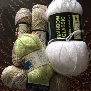 Other - Knitting Yarn